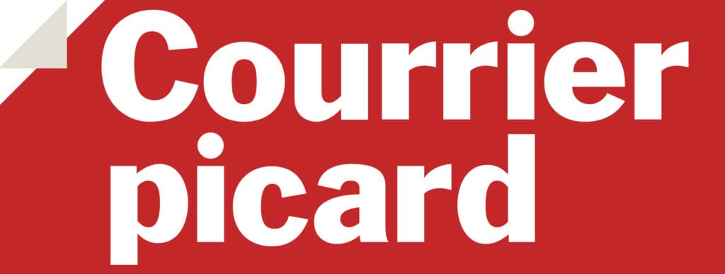 logo du site courrier picard